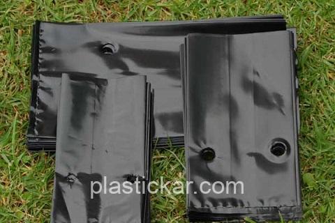 Black Planting bags